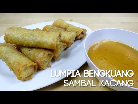 lumpia-bengkuang-goreng-&-sambal-kacang-//-jicama-spring-roll-recipe-&-peanut-chili-sauce