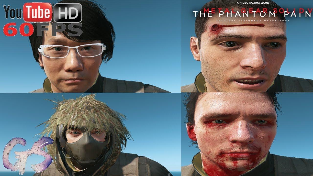 Player Settings - Infinite Heaven MOD I Metal Gear Solid V: The Phantom Pain