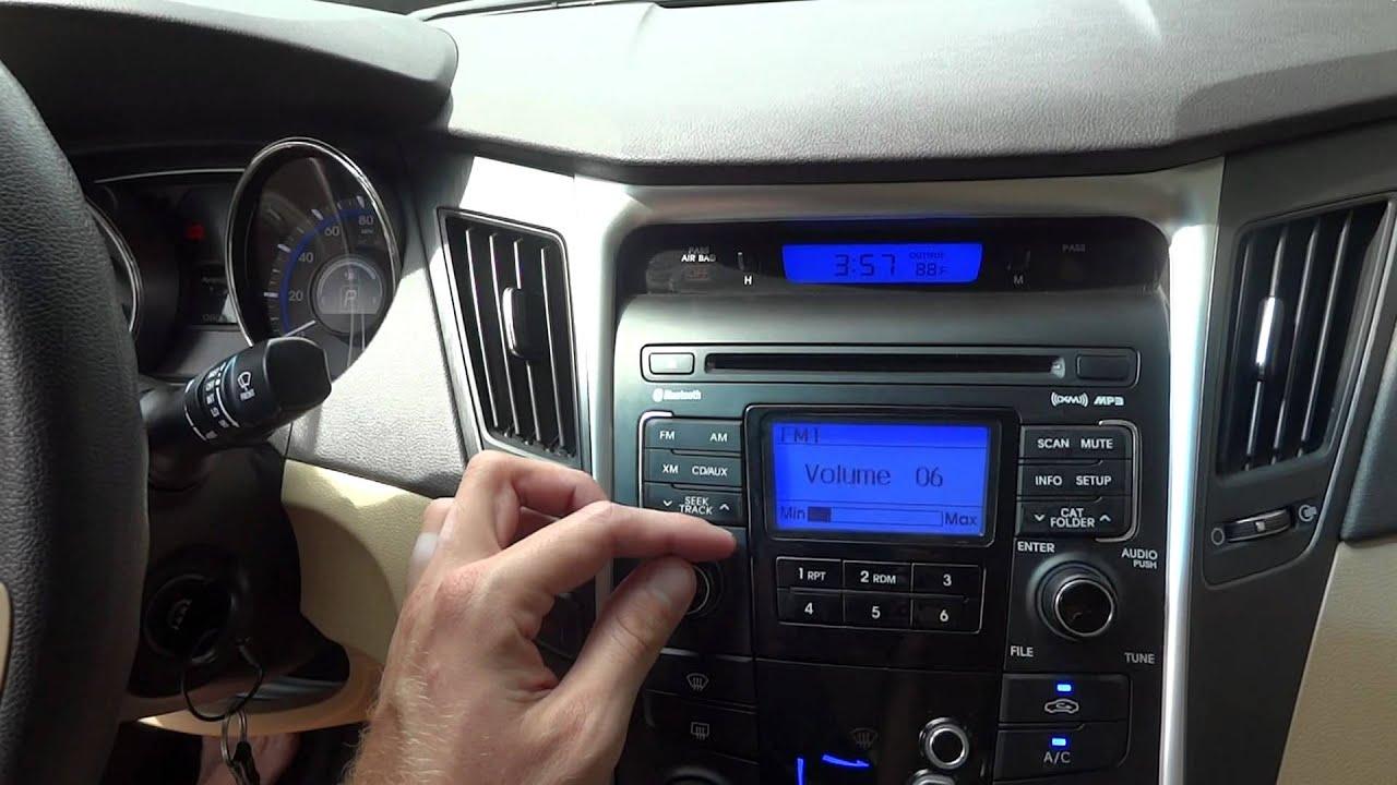 Hyundai sonata rental