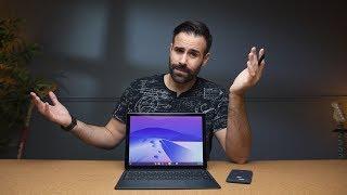 Pixel Slate Walkthrough - Should You Buy a Chromebook?