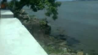 Tsunami en Coatzacoalcos?