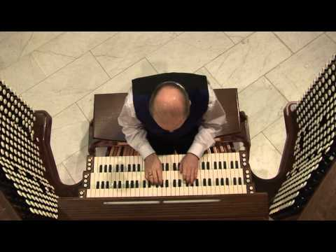Stars and Stripes Forever on Naval Academy Organ