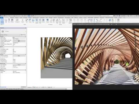 Parametric Walkway in Revit Tutorial