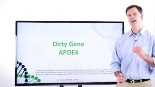 Alzheimer's Dirty Gene APOE4