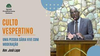 Culto Vespertino (19/07/2020) - Igreja Presbiteriana Itatiaia