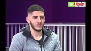 Déclaration de Yassine Benzia après sa qualification avec l