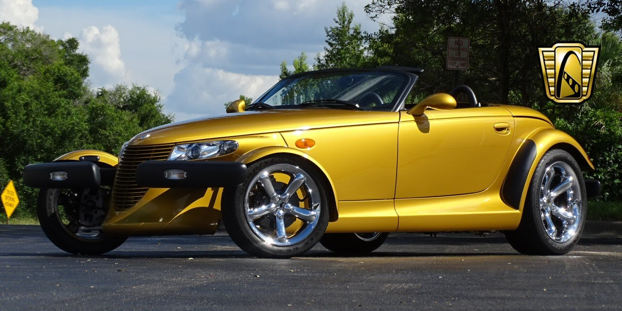 Hellcat For Sale >> 2002 Chrysler Prowler Gateway Classic Cars Orlando #535 ...