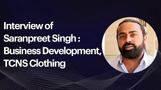 Interview of Saranpreet Singh   Business