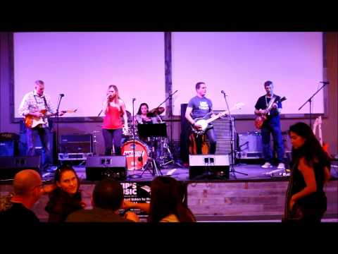 Borderline - the band. Weekend Warriors (02-22-15)