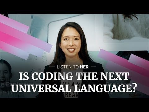 Is coding the next universal language?