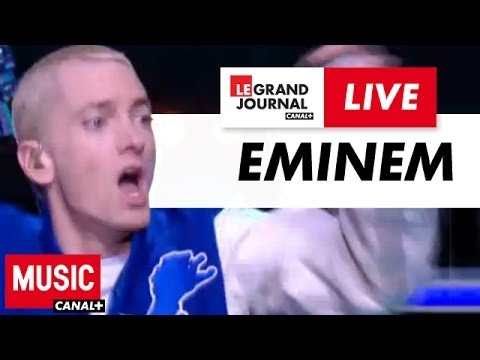 Eminem - Berzerk - Live du Grand Journal