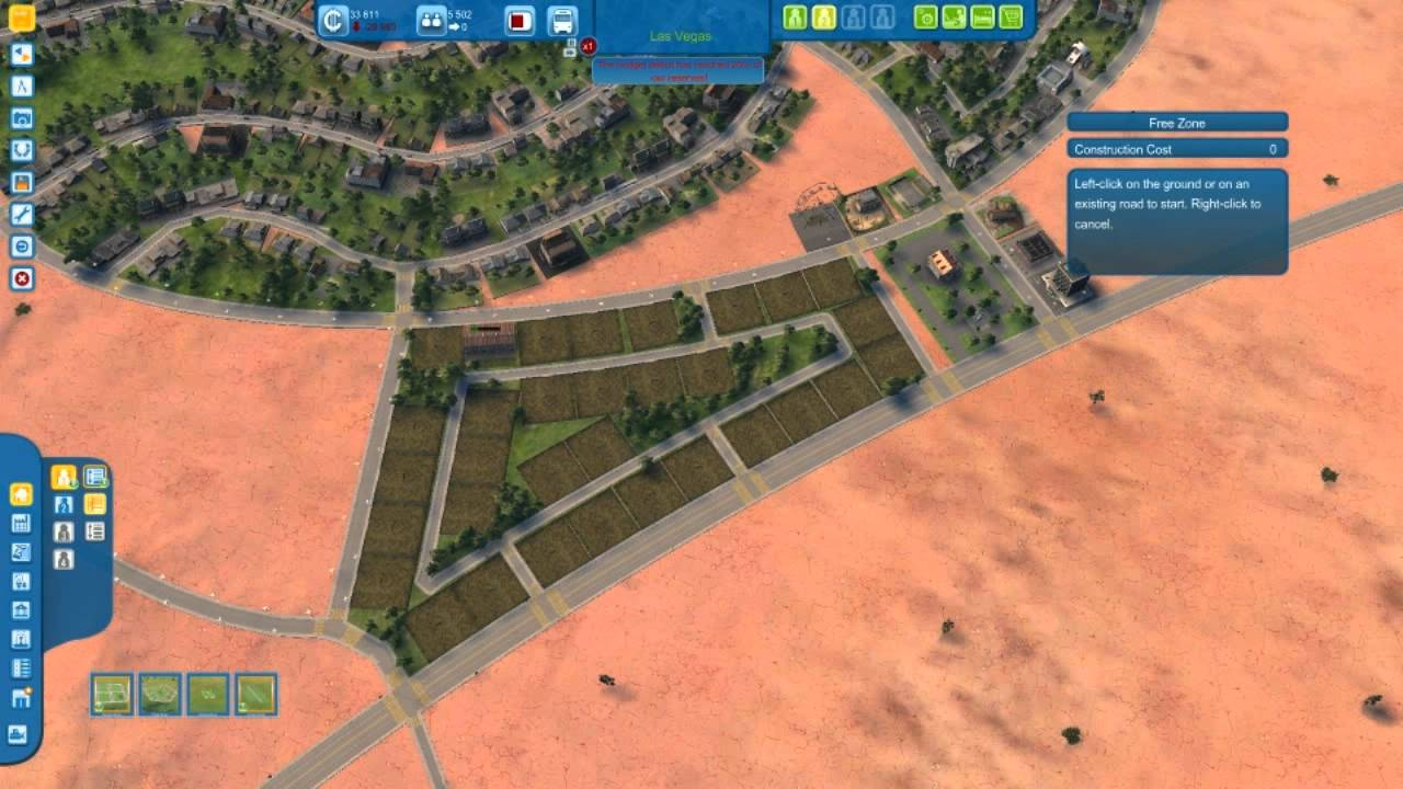 Cities XL  Gameplay Tutorial How To Start A Good City Tips - New york map cities xl