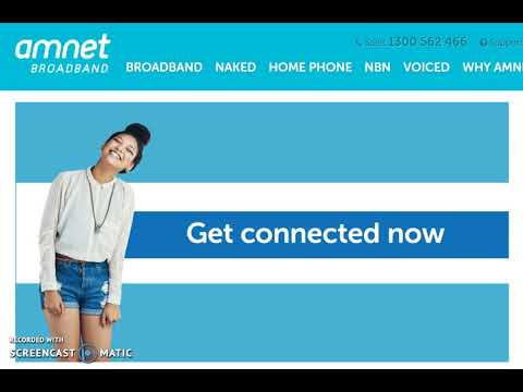 AMNET..PERTH..BEST COMPANY/ BROADBAND SUPPORT GROUP EVER