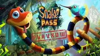 PlayNow: Snake Pass | PC Gameplay (3D Physics Base Puzzle Platform Game)