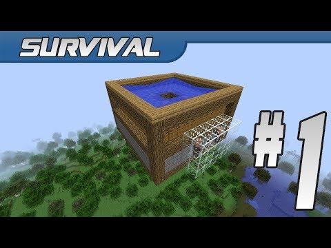 Rex Plays Minecraft - Episode 1: Acquiring Hardware