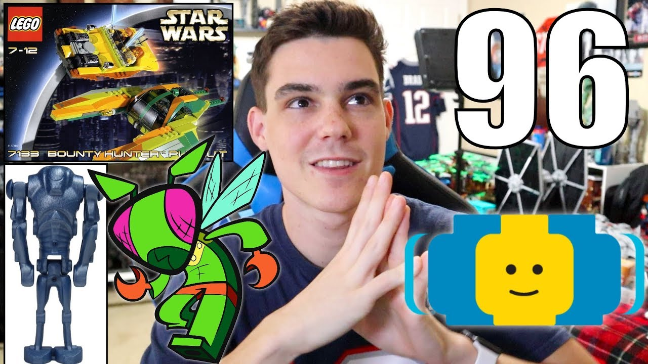The LEGO Star Wars Set We Secretly LOVE! LEGO Trading Stories! | ASK MandRproductions 96
