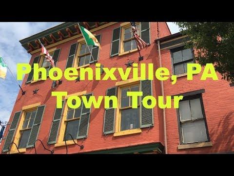 Phoenixville, PA Town Tour