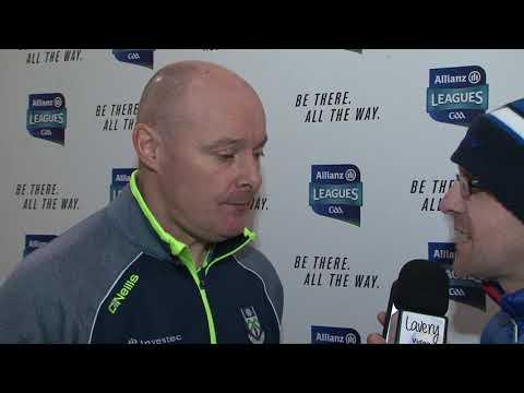 AFL Div 1 Dublin v Monaghan Post Match Interview