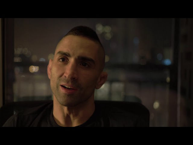 Day 02 Behind the scenes with Ricardo Lamas UFC 238