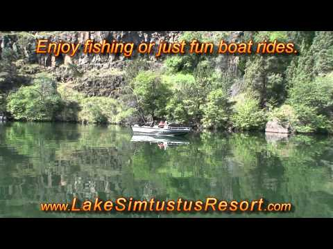 Bicycling Around Casey S Riverside Rv Park Looking At A