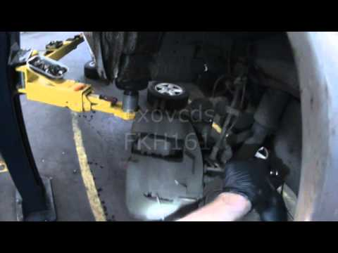 VW Eurovan: Removing Front ATE Brake Calipers & Pads