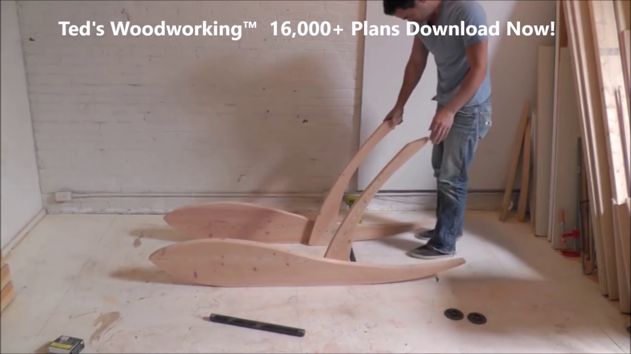 DIY Lounge Chair   Get 16,000 Woodworking Plans