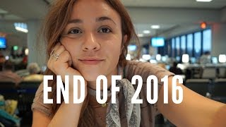 Vlog 14: Holidays + thoughts on 2017