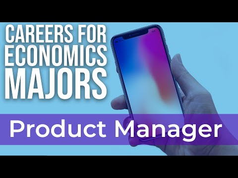 Develop Amazing Products With An Economics Degree | Careers For Economics Majors