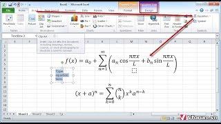 hướng dẫn đánh các công thức toán học trong word 2010, 2013