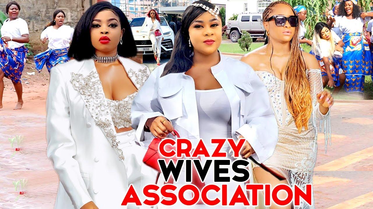 Download CRAZY WIVES ASSOCIATION 9&10(Trending New Movie) UJU OKOLI/FLASH BOY/GEORGINA IBEH 2021 LATEST MOVIE