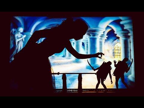 🐇Alice In Wonderland Shadow Show - Shadow Theatre VERBA