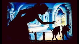 🐇Alice in Wonderland shadow show - Shadow Theatre VERBA