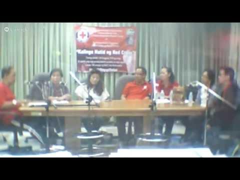 kalinga hatid ng redcross (sat. aug 29, 2015)