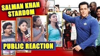 क्या Salman Khan है Rajesh Khanna और Amitabh से बड़ा STAR | PUBLIC REACTION