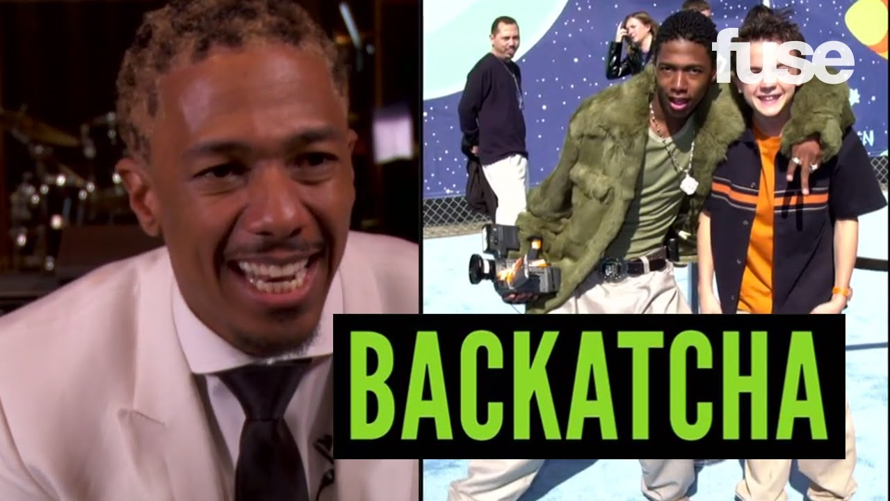 Nick Cannon on Drumline Legacy & Hangin' w/ His Nickelodeon Friends - Backatcha
