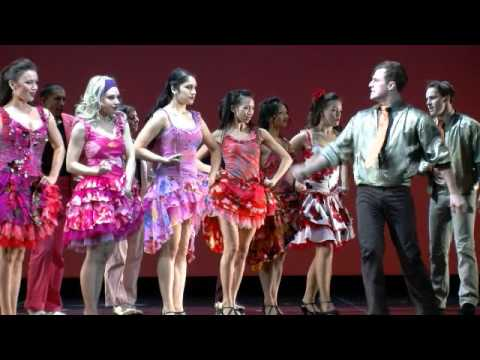 West Side Story Australia - Gym