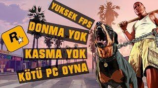 GTA 5 Donma Kasma Sorunu Olmadan Yüksek FPS İle OYNAA