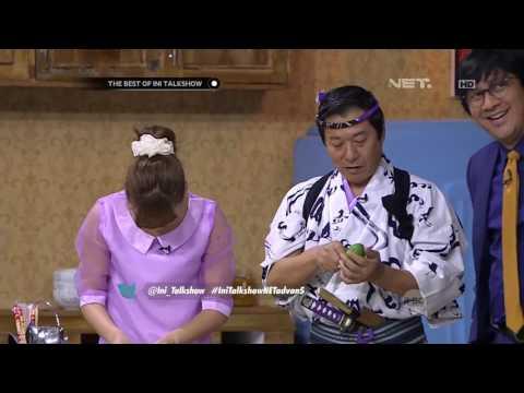 The Best Of Ini Talkshow - Lomba Masak Sushi Antara Chef Marada VS Haruka