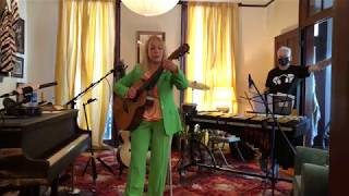 Rickie Lee Jones - From My Living Room Live Stream Feat. Mike Dillon (Concert 3)
