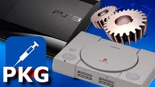 DESBLOQUEIO PS3: TUTORIAL PS1 PARA PKG PS3XPLOIT 3.1