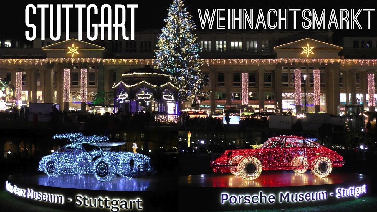 Eröffnung Weihnachtsmarkt Stuttgart 2019.Highlights Stuttgarter Weihnachtsmarkt 2018 Christmas Market Mega Movie