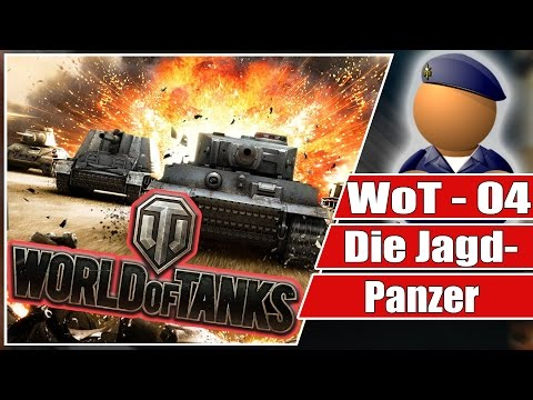 Die Jagd-Panzer | Alles Nur Wanne | World Of Tanks | #04