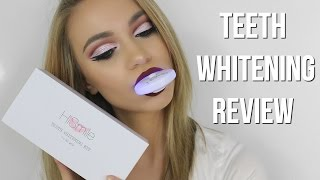 One of Erin Scott's most viewed videos: How I Whiten My Teeth // HiSmile Review & Demo