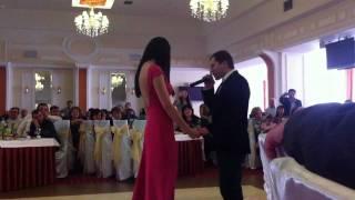 Свадебный подарок(песня) жениха невесте!