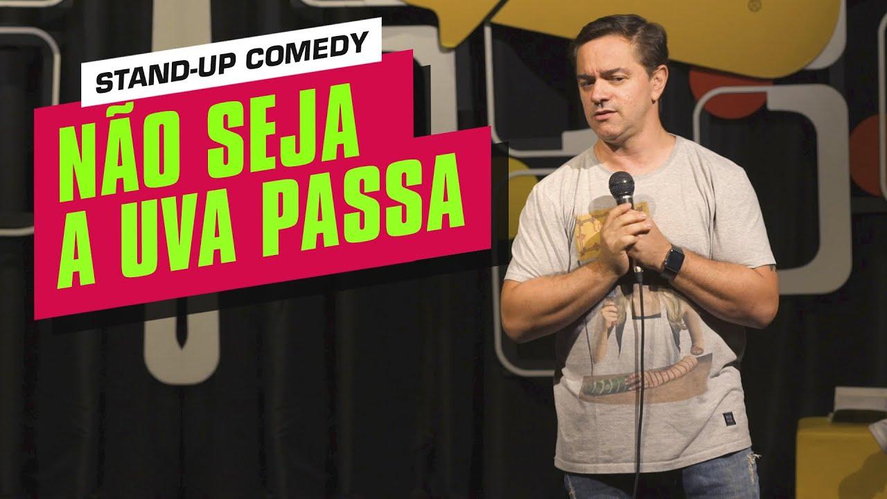 NÃO SEJA VOCÊ A UVA PASSA DO NATAL EM FAMÍLIA! - ROGÉRIO VILELA   Stand up Comedy