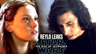 The Rise Of Skywalker Kylo & Rey Kiss Scene Leaks Revealed! (Star Wars Episode 9)