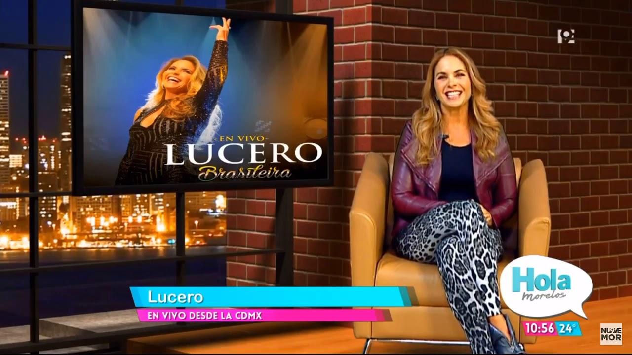 Lucero: YouTube hace famosos a los artistas de la noche a