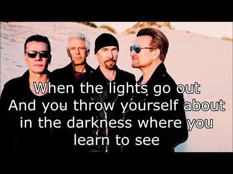 U2  The Blackout Lyric