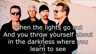 U2 - The Blackout (Lyric Video)