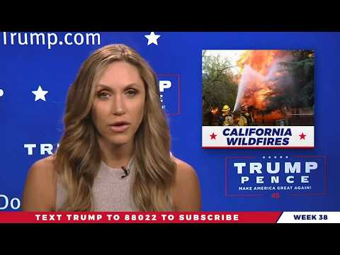 NEWS: Lara Trump Gives You Weekly Update On The Real News on President Donald Trump 10/13/17